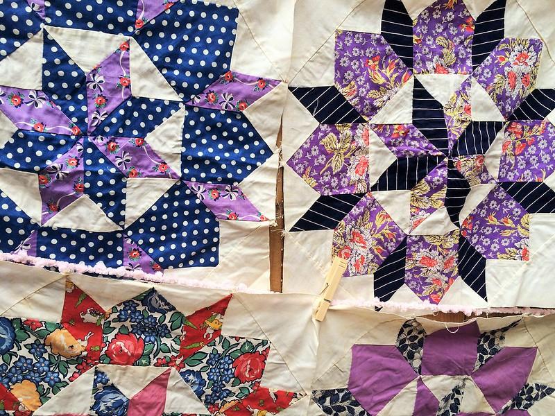 Vintage Quilt Blocks 2