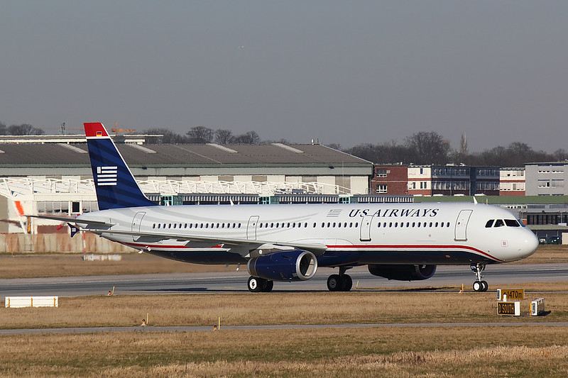 US Airways - A321 - D-AVZL (3)