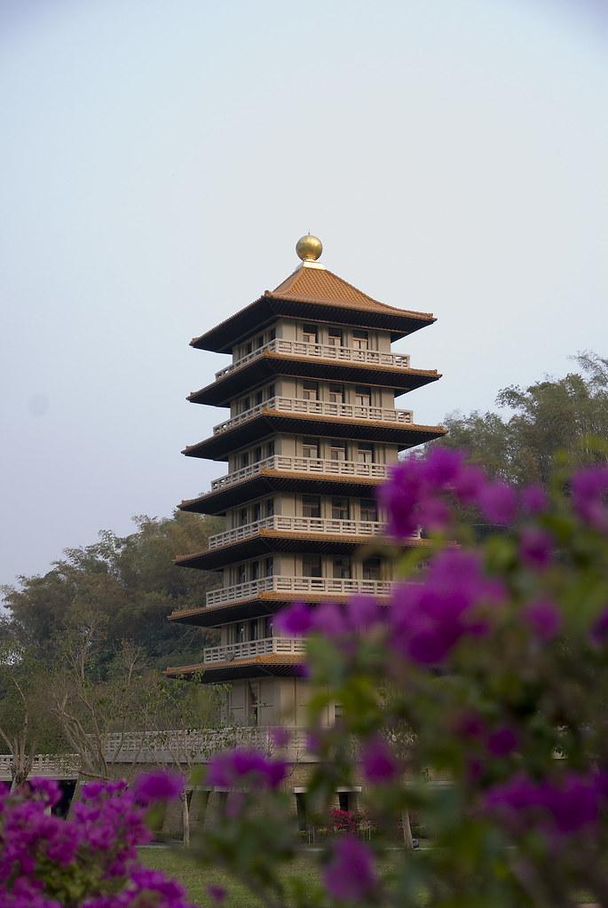 佛光山----佛陀紀念館