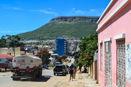 Streets of Lubango