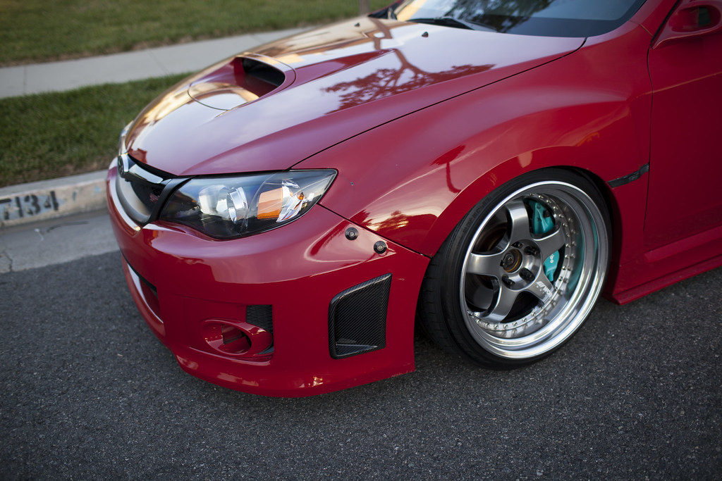 Moveover Racing Front Bumper Quick Release Page 4