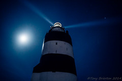 Hook Head by Moonlight.