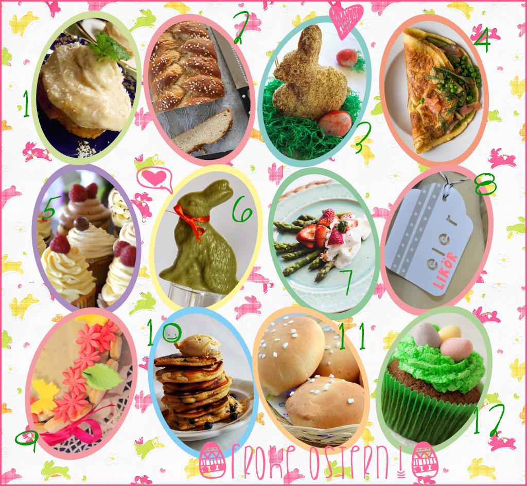 die zwergenprinzessin schaut in die töpfe der österreichischen foodblogger: frohe ostern!