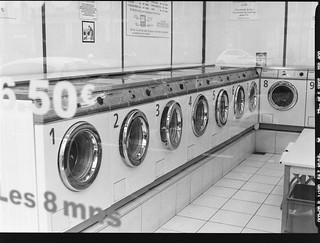 Laundry (Pentax 645NII First Roll)