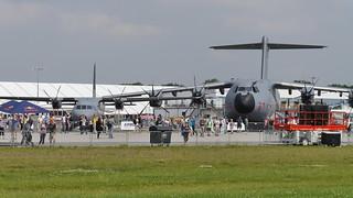 CASA C-295M und Airbus A400M