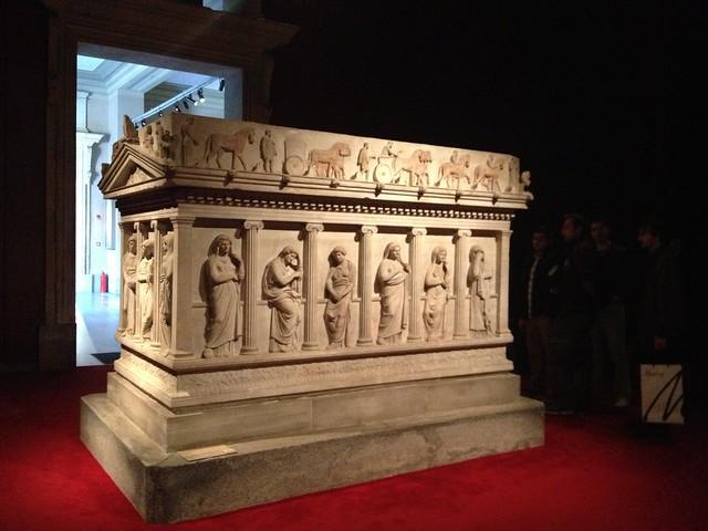 111 -  İstanbul Arkeoloji Müzesi