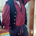 Small photo of Smee, partially in costume.