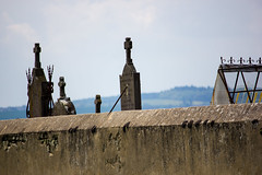 Cemetery - Photo of Saint-Priest-d'Andelot