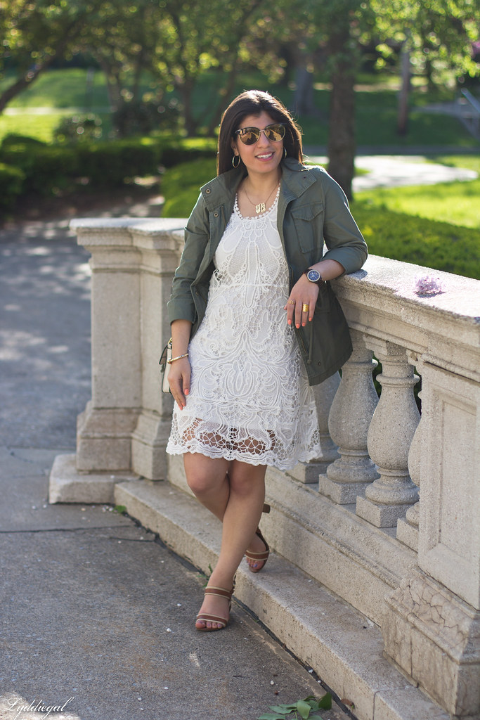 white lace dress, utility jacket-1.jpg