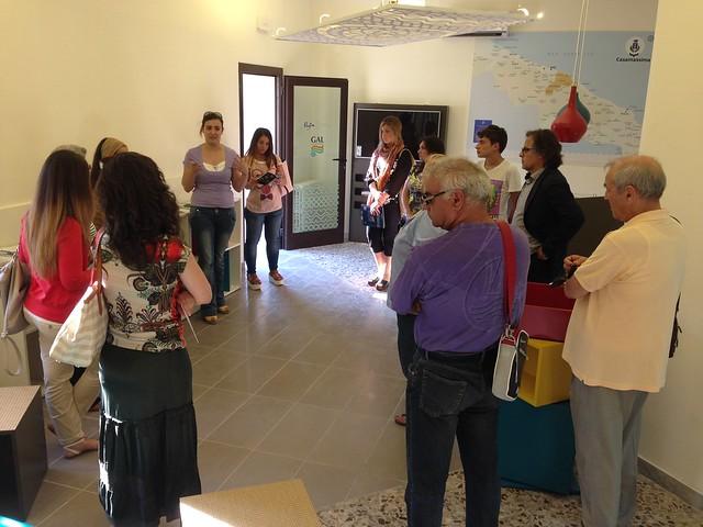 Casamassima--Virginia Polignano presenta ai soci il nuovo IAT