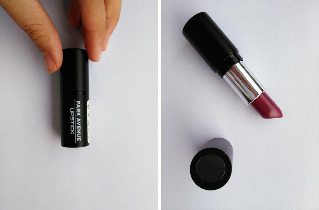 review | Park Avenue Lipstick 11