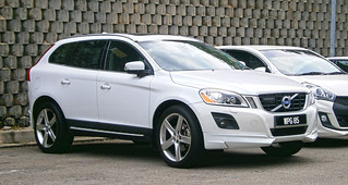 2008–2013 Volvo XC60 (with Heico Sportiv package) 5-door SUV