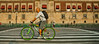 Mexico City Cyclist (City Clock) by City Clock Magazine
