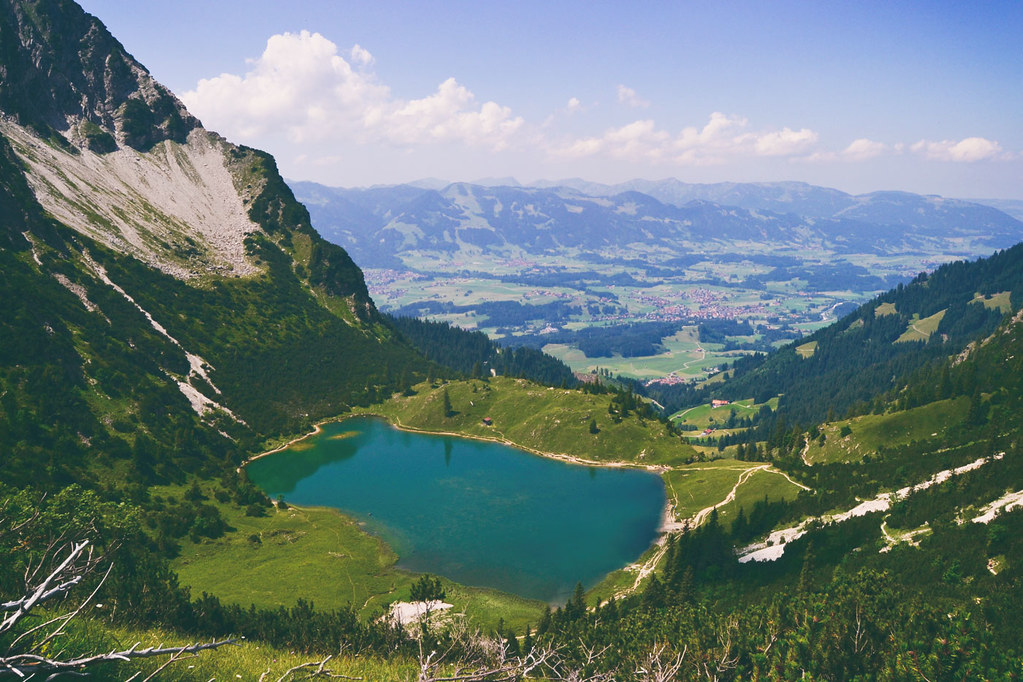 Bergsommer im Allgäu