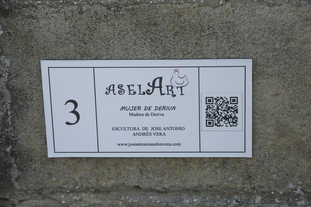 ASELART : Exposición al aire libre