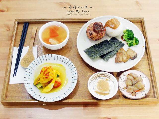 新店大坪林站附近素食餐廳原粹蔬食作 (14)
