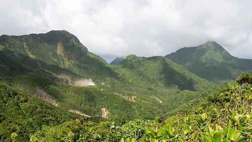 waitukubuli national trail dominica trekking hiking