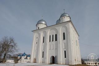Юрьев монастырь 25