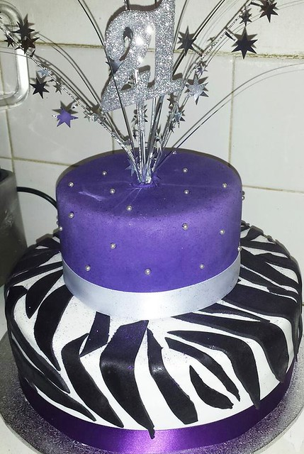 Cake by Roberts Confectionery