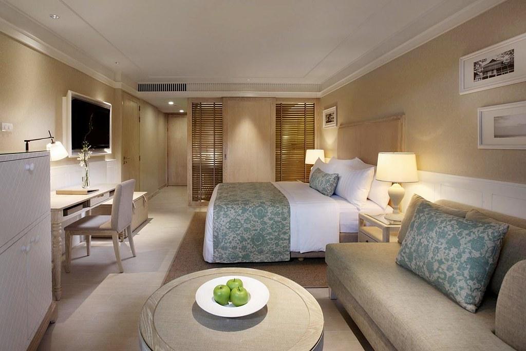 《华欣饭店推荐》阿玛瑞酒店 Amari Hua Hin:房客评价口碑型饭店,Cicada创意市集旁享受悠闲假期。