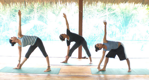 island yoga 2 session