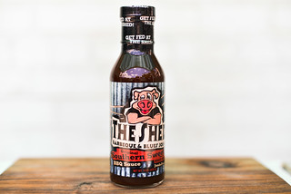 Sauced: The Shed Original Southern Sweet BBQ Sauce