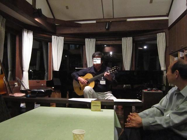Photo:スズムシさんの演奏/打ち上げ会 2013年5月25日21:16 By Poran111