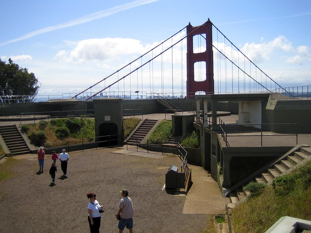 Fort and Bridge Tower