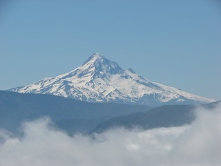Mt. Hood from Table Mountain