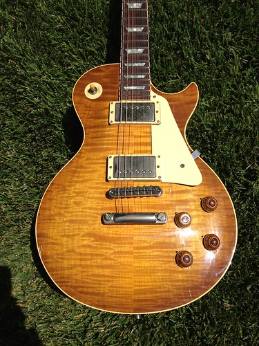 Les Paul restoration