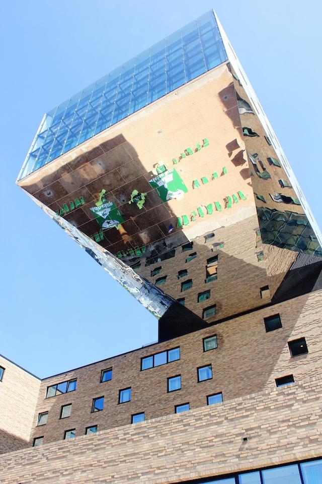Nhow Hotel Berlin exterior2
