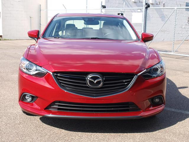 2014 Mazda6 Grand Touring 4