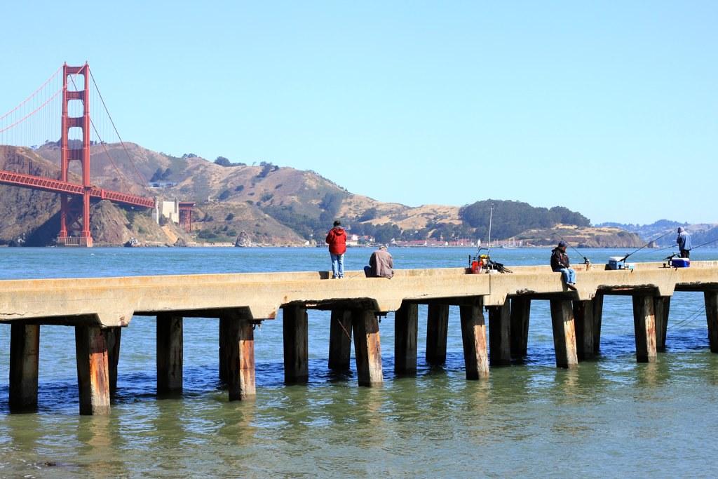 Pier, Crissy Field