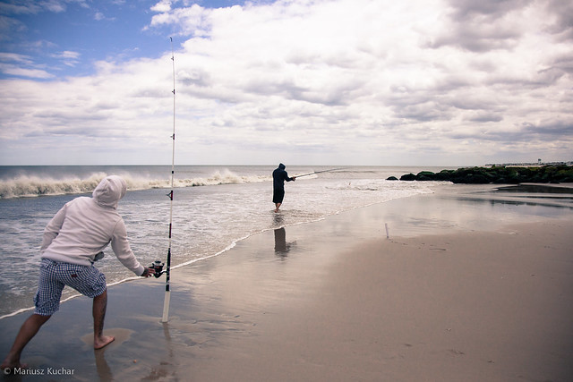 jersey shore fishing catch flickr photo sharing