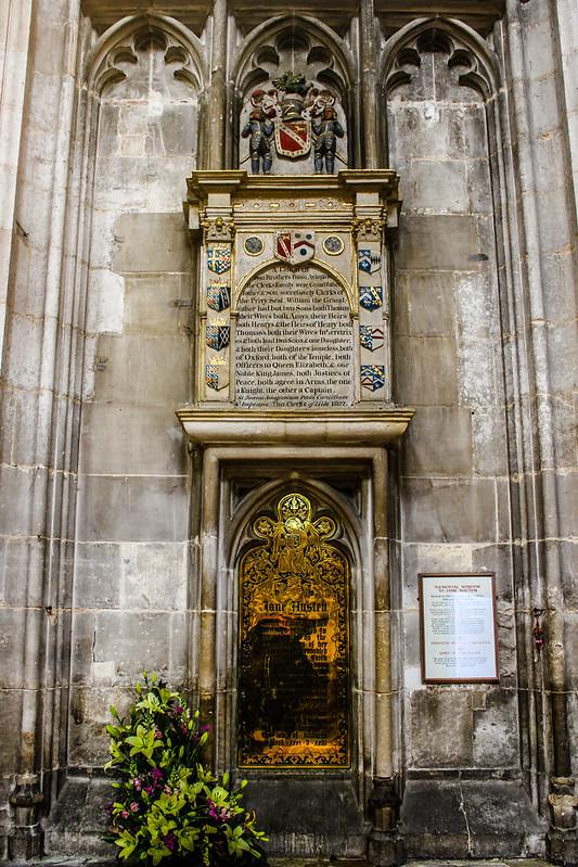 Legado de Jane Austen en Winchester
