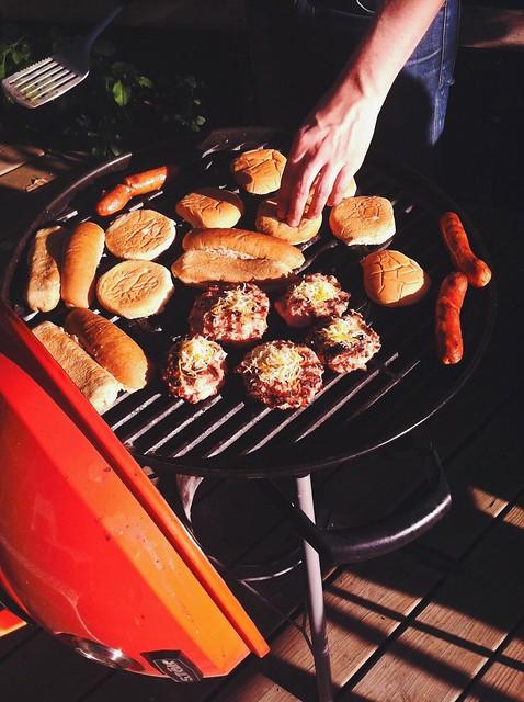 grill check