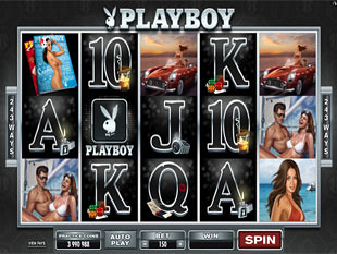 Playboy slot game online review