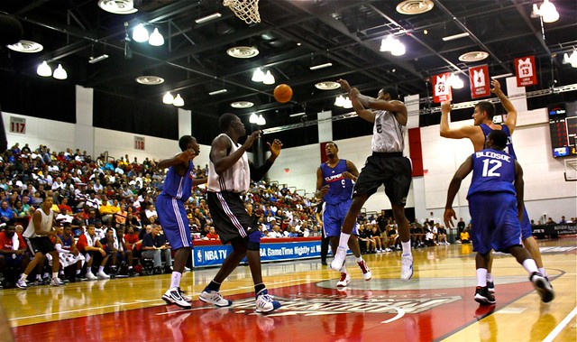 John Wall to Kevin Palmer - 2010 NBA Summer League