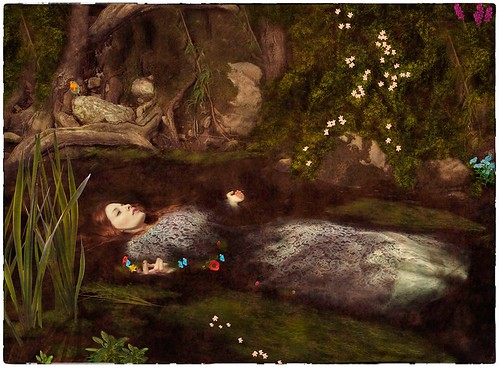 Ophelia by SomniumDantis