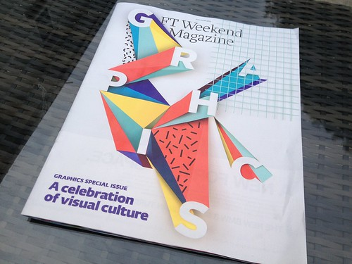 FT magazine graphics special issue