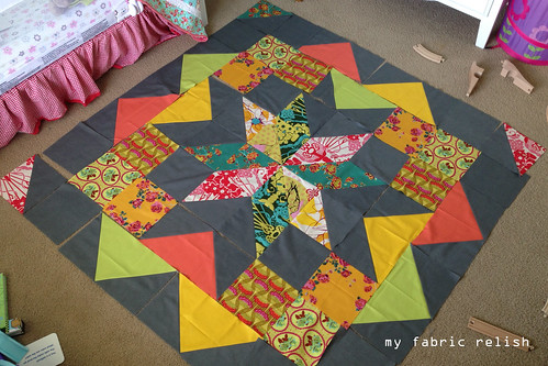 Star Surround Pieced Oops
