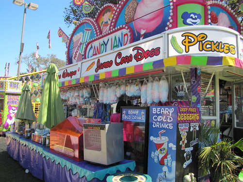 Monterey County Fair Food
