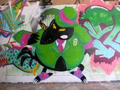 Tacoma Graffiti Garages