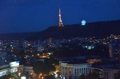 Last night in Tbilisi