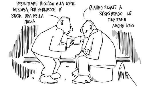 Pregiudicati ricorrono by Livio Bonino
