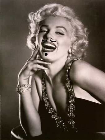 Evil Marilyn Monroe