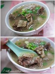 bakso(0.0), kuy teav(0.0), pho(0.0), beef noodle soup(0.0), bãºn bã² huế(1.0), meat(1.0), produce(1.0), food(1.0), dish(1.0), bulgogi(1.0), soup(1.0), cuisine(1.0),