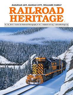 Railroad Heritage no. 34