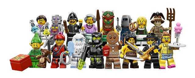 LEGO Collectible Minifigures 71002 - Series 11