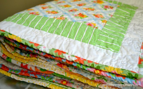 Quilt Fold